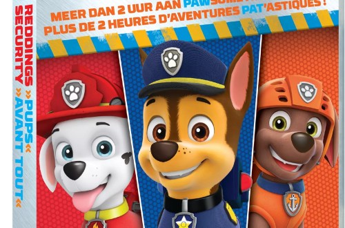 PAW PATROL V15: SAFETY PUPS