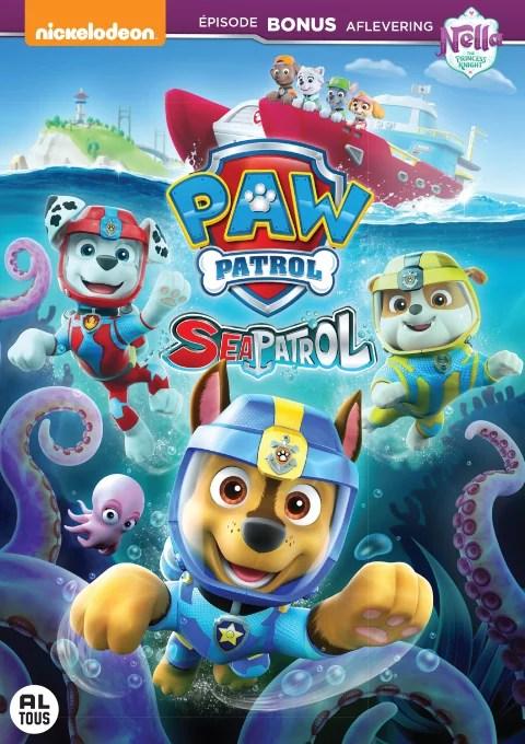 PAW PATROL V16: SEA PATROL