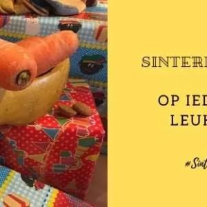Sinterklaas Bloghop 2019