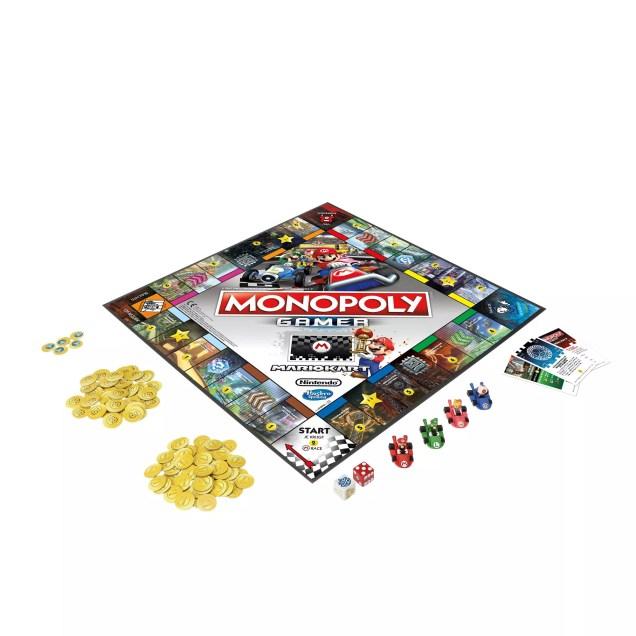 Monopoly Gamer Mario Kart-detail-online