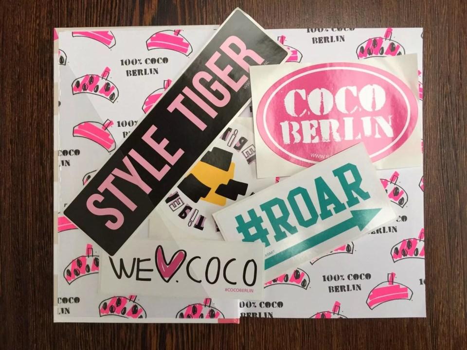 100% Coco, Berlin