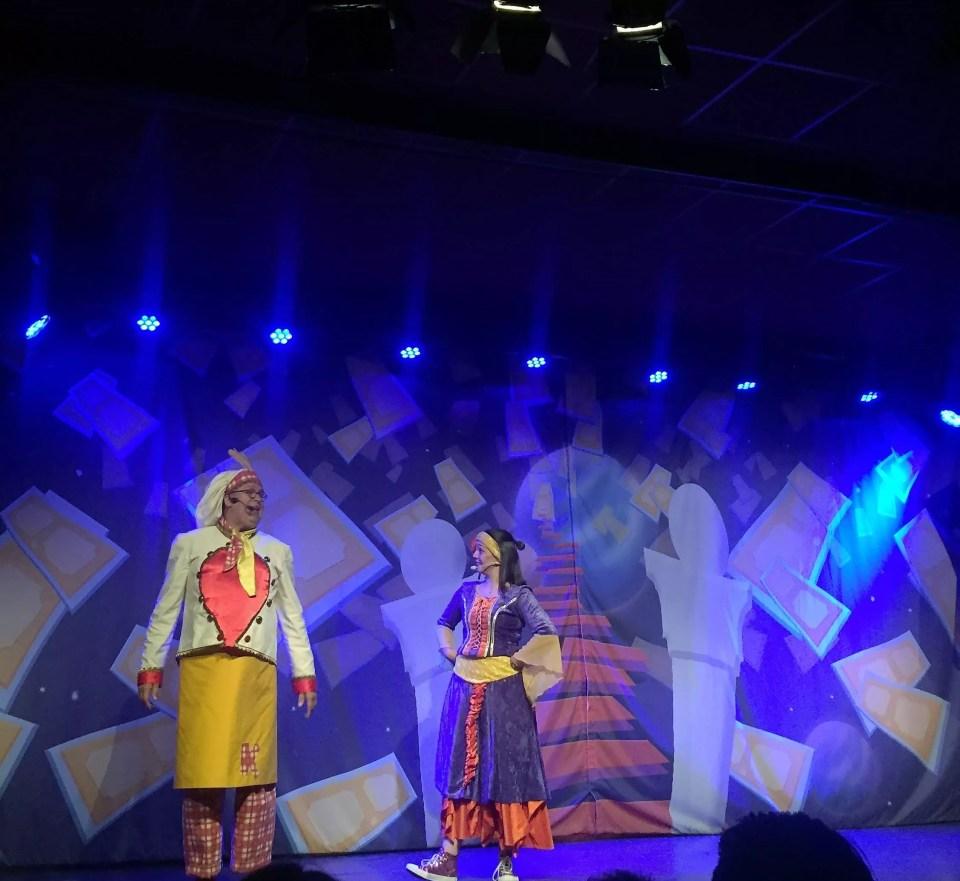 Kareltje en Jasmijn avonturenpark Hellendoorn