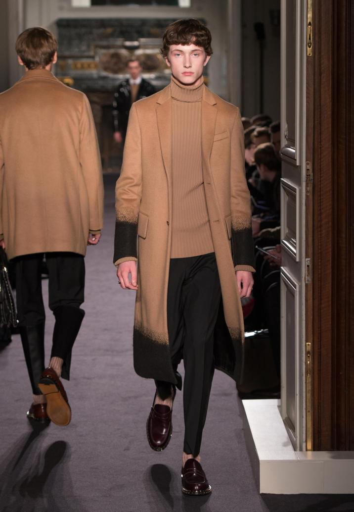 Men's Collection Fall Winter 2016-17