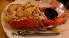 Stuffed Lobster from DRAGO'S
