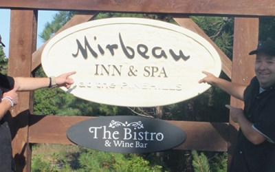 Mirbeau executive chef dishes on job placement