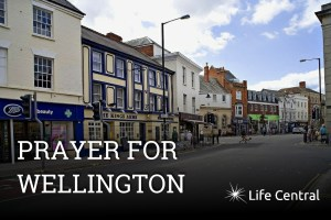 Prayer Wellington