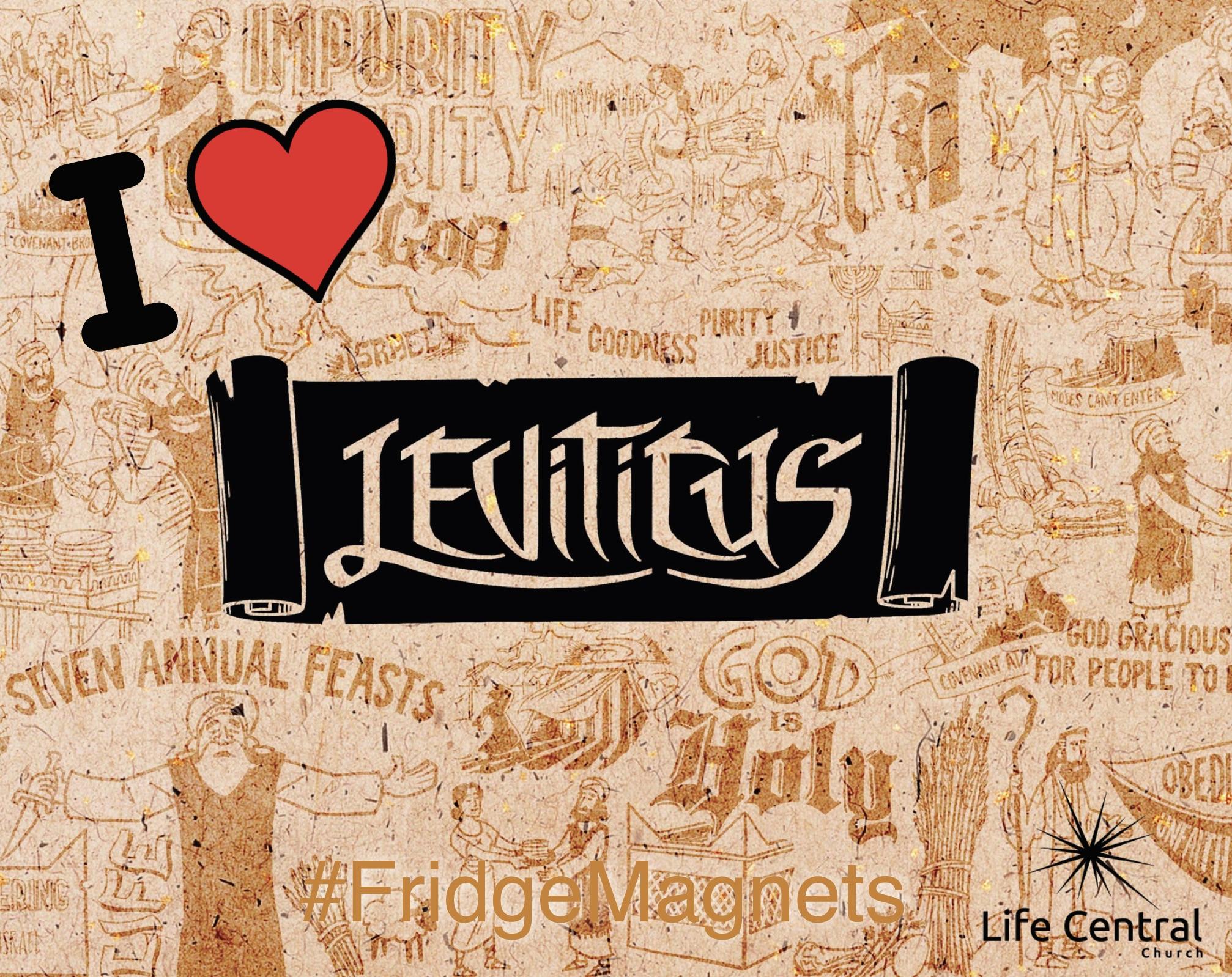I ❤️ Leviticus