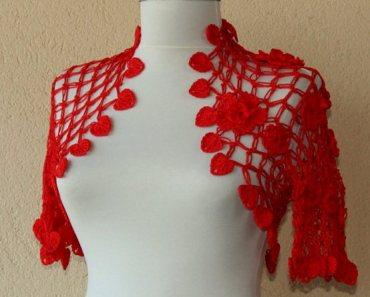 bolero-crochet-designs