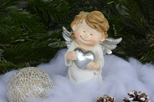 random acts of holiday kindness angel