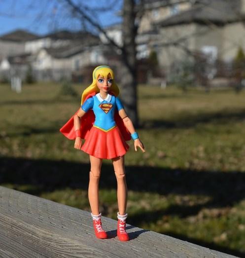 supergirl super girl confidence