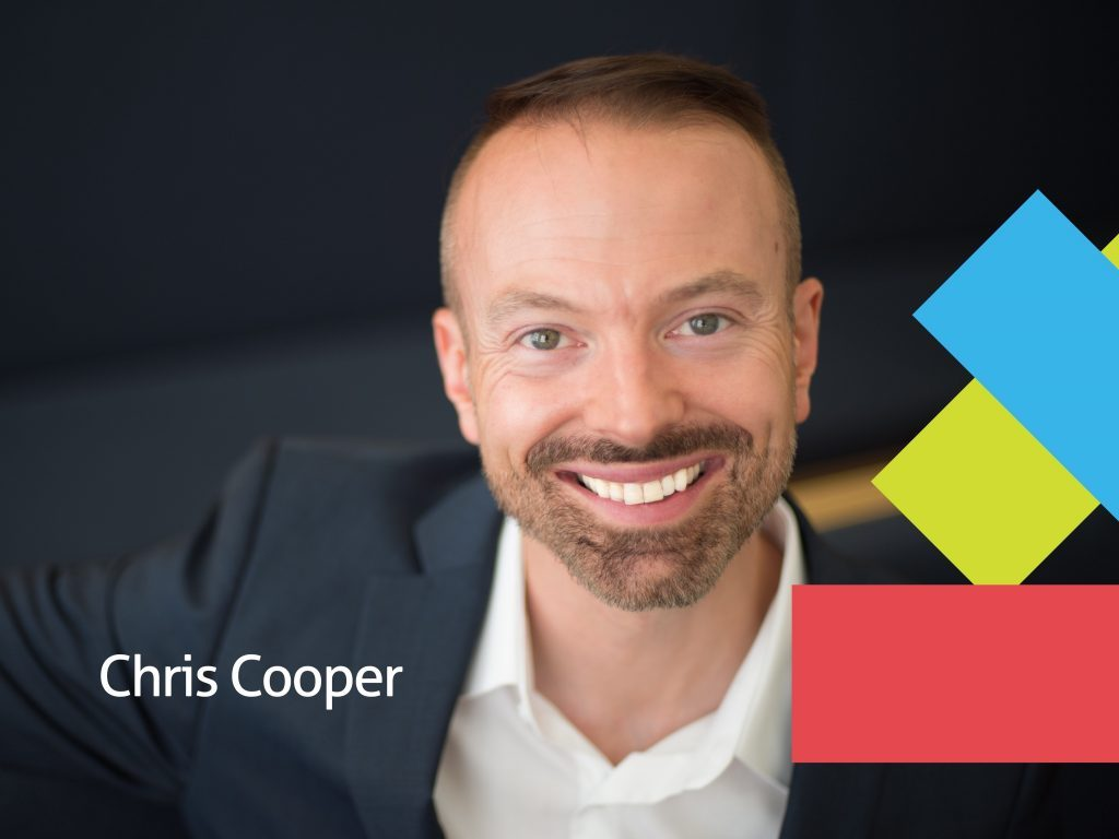 Image of Chris Cooper of Life Complete Coaching Life Coach Career Coach Manchester