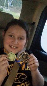 Kalea medals