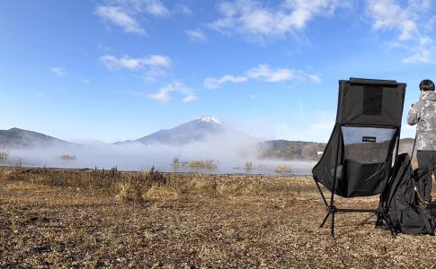チェアリング 富士山