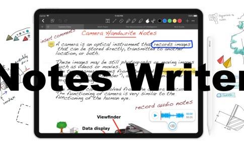 Notes Writer ノートアプリ