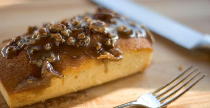 Leftover Eggnog – Eggnog Ice Cream & Eggnog Pound Cake