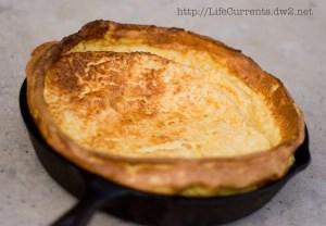 German Pancake | Life Currents https://lifecurrentsblog.com