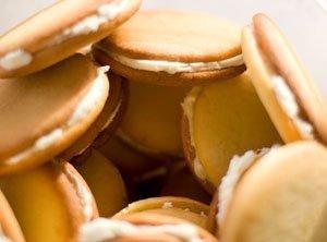 Lemon Sanwich Cookies