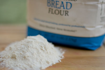 A Flour Primer - everything you want to know about flour! Bread Flour