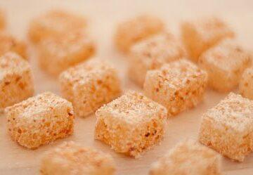 Coconut Gumdrops