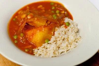 Vegetarian Peruvian Stew