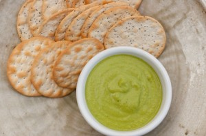Peruvian Green Aji Sauce