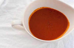 Make your own Red Chile Sauce for enchiladas (aka Colorado Chile Sauce)