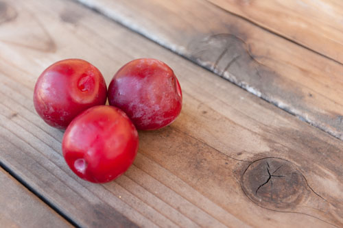 plums: Plum Syrup for Plumtinis