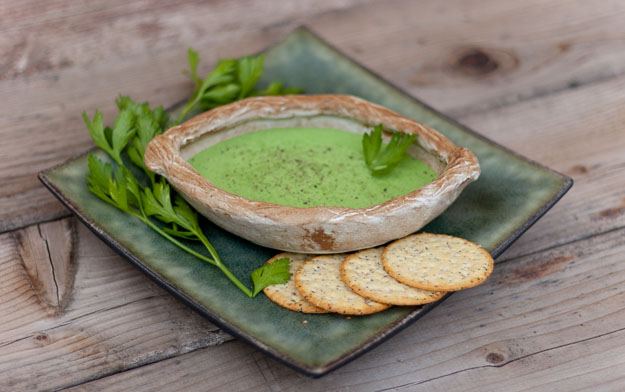 Spinachy Green Goddess Dip