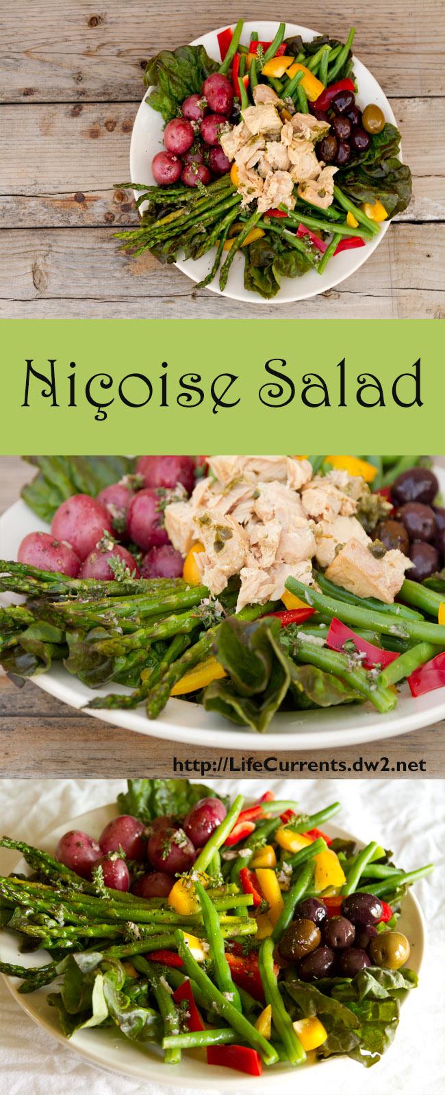 Island Trollers Niçoise Salad