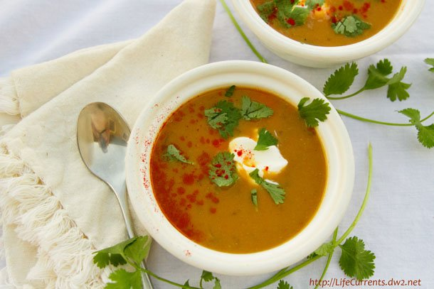 Mexican White Bean Soup an easy weeknight meal