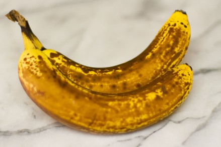 Bourbon Banana Walnut Bread #bananaBread #bourbon #quickBread really ripe bananas are great for banana bread