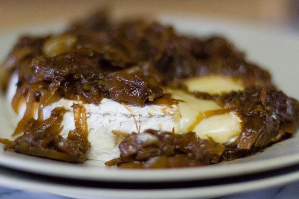 Zucchini Jam featured recipe for Homemade Balsamic Onion Jam