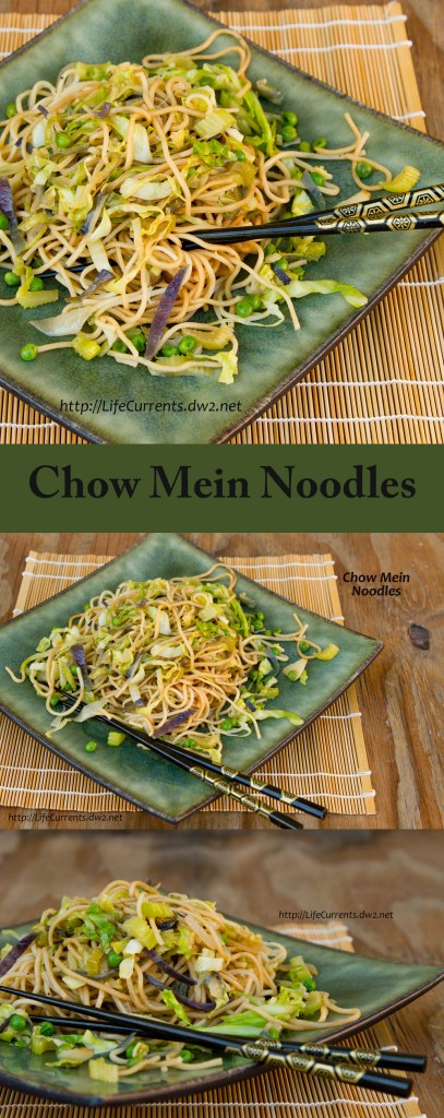 Chow Mein Noodles These Chow Mein Noodles (or yakisoba as my husband likes to call them) are quick and easy to make, and super delicious