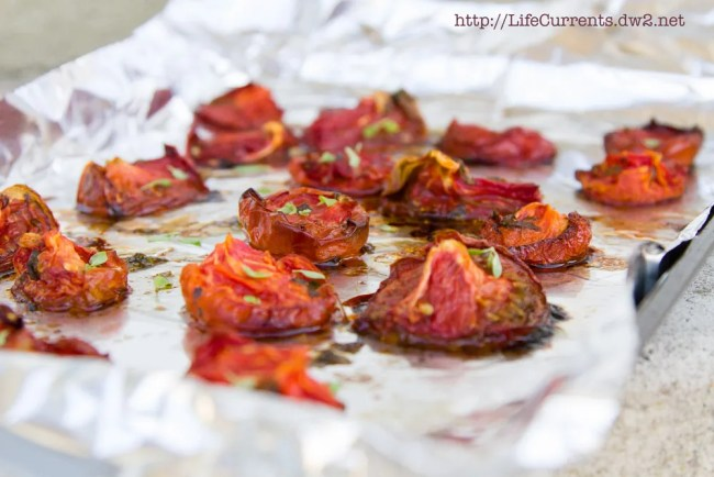 Preserving Summer: Sun Dried (Oven Roasted) Tomatoes recipe budget friendly and delicious
