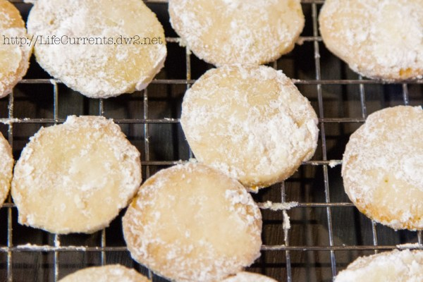 Lime Meltaway Cookies | Life Currents