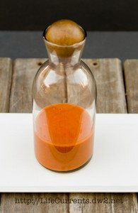 Debi's Flamin' Hot Sauce will spice up any meal! | Life Currents https://lifecurrentsblog.com