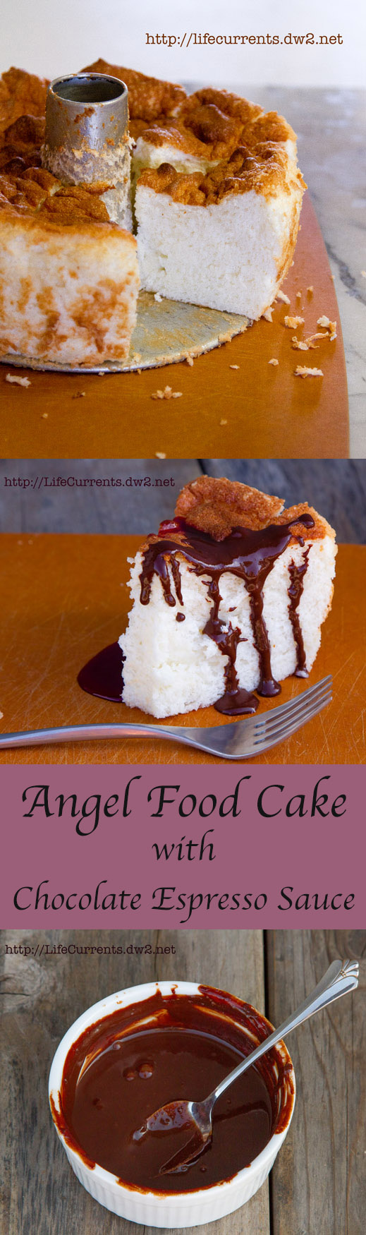 Classic Angel Food Cake recipe from Scratch just like Grandma made