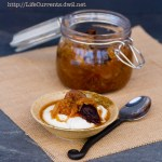 Bourbon Fig & Apple Sauce: great for breakfast or dessert | Life Currents https://lifecurrentsblog.com