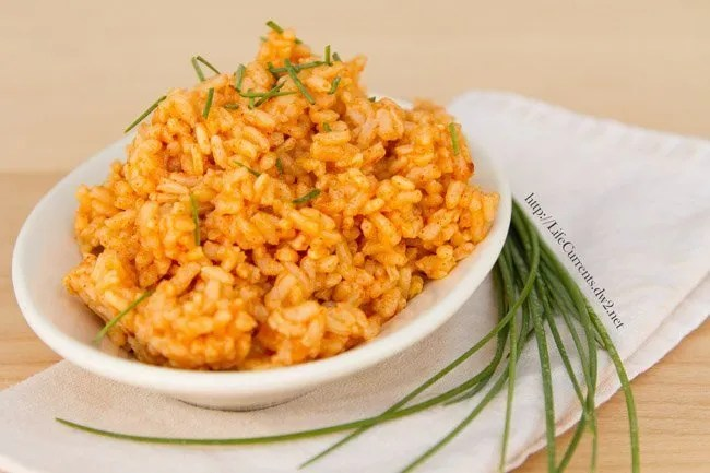 Chipotle Seasoned Rice