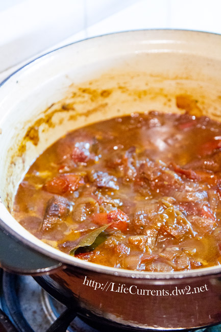 Braised Beef with Balsamic Tomatoes https://lifecurrentsblog.com