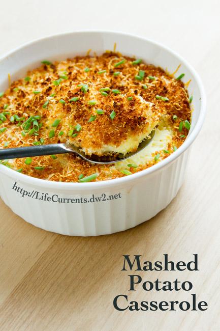 Mashed Potato Casserole | Life Currents