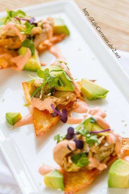 Cranberry Pecan Tuna Salad featured recipe for Island Albacore Tuna Poke