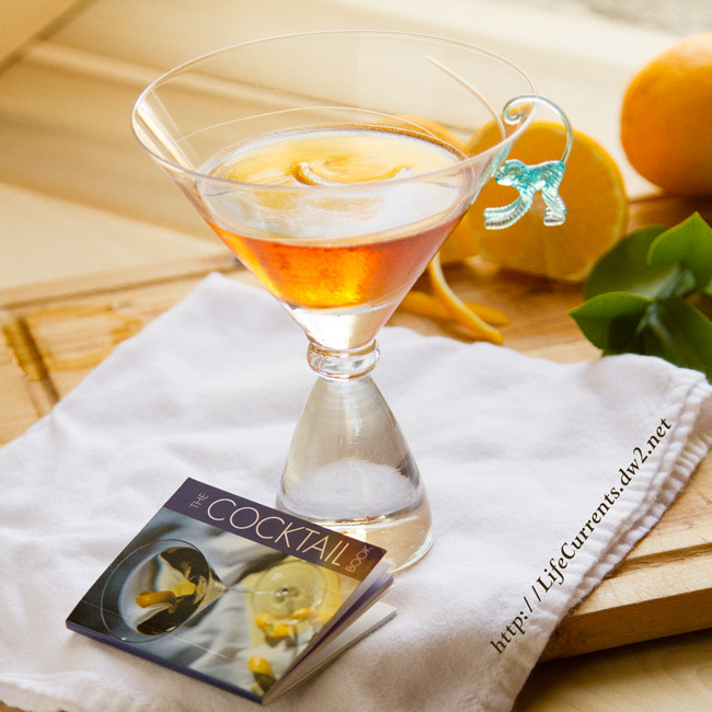 The Rob Roy: A Classic Cocktail by Life Currents