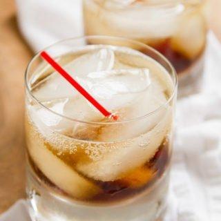 Cinnamon Dolce Latte Syrup by Life Currents https://lifecurrentsblog.com/