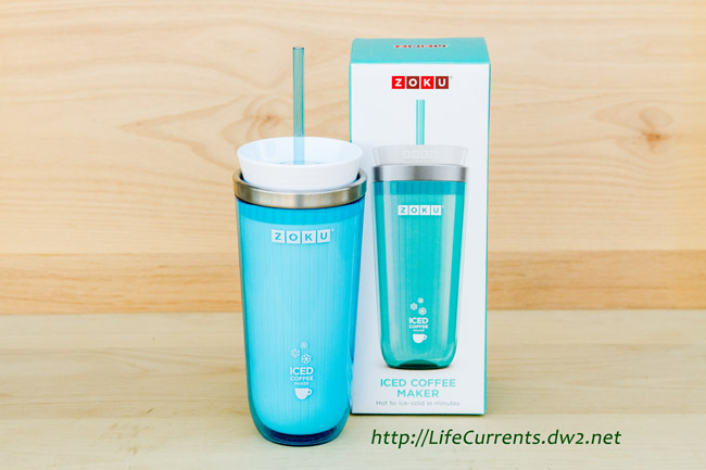 Gift Guide 2015: Zoku Iced Coffee Maker