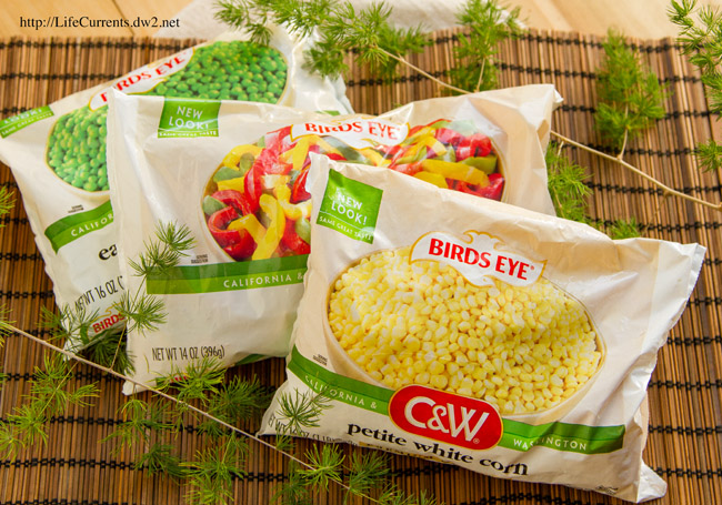 Using C&W Vegetables in your meals makes it really easy to get more yummy veggies to your family! Healthy meals for kids healthy meal recipes easy meals with vegetables quick meals with vegetables #premiumveggies #Pmedia #ad