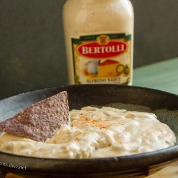 Easy Nacho Dip featuring Bertolli by Life Currents