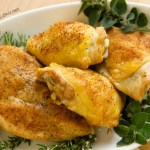 Brined and Roasted Chicken from Life Currents
