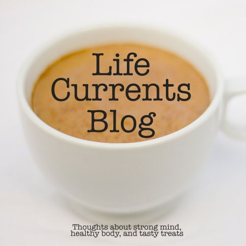 Life Currents Logo for Favorite Food and Creative Lifestyle Blogs