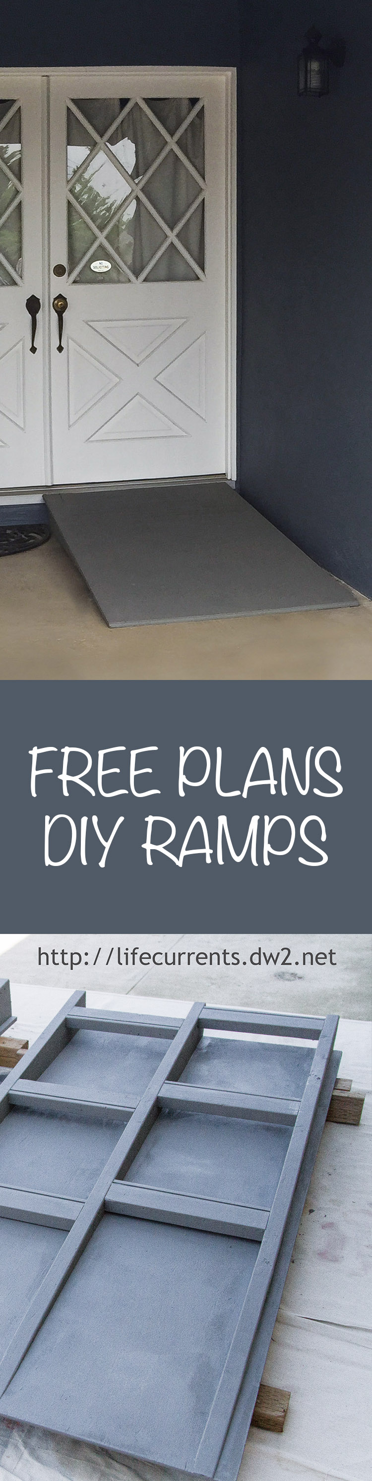 Wheelchair Accessible Ramps with Free Building Plans